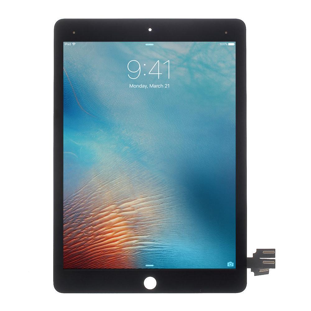 Дисплей для iPad Pro 9.7 в сборе с тачскрином Black
