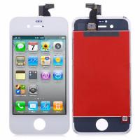 Дисплей для iPhone 4 в сборе с тачскрином, белый