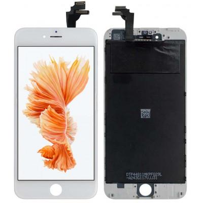 Дисплей для iPhone 6 Plus в сборе с тачскрином, белый