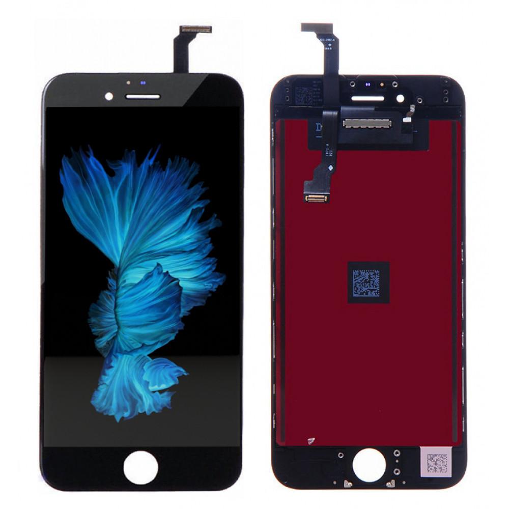 Дисплей для iPhone 6 в сборе с тачскрином, черный