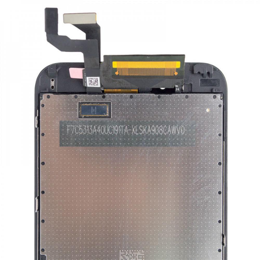 Дисплей для iPhone 6S в сборе с тачскрином, черный