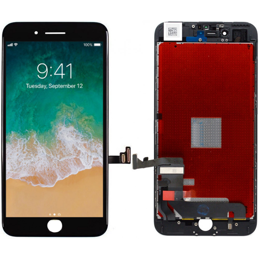 Дисплей для iPhone 7 Plus в сборе с тачскрином Black
