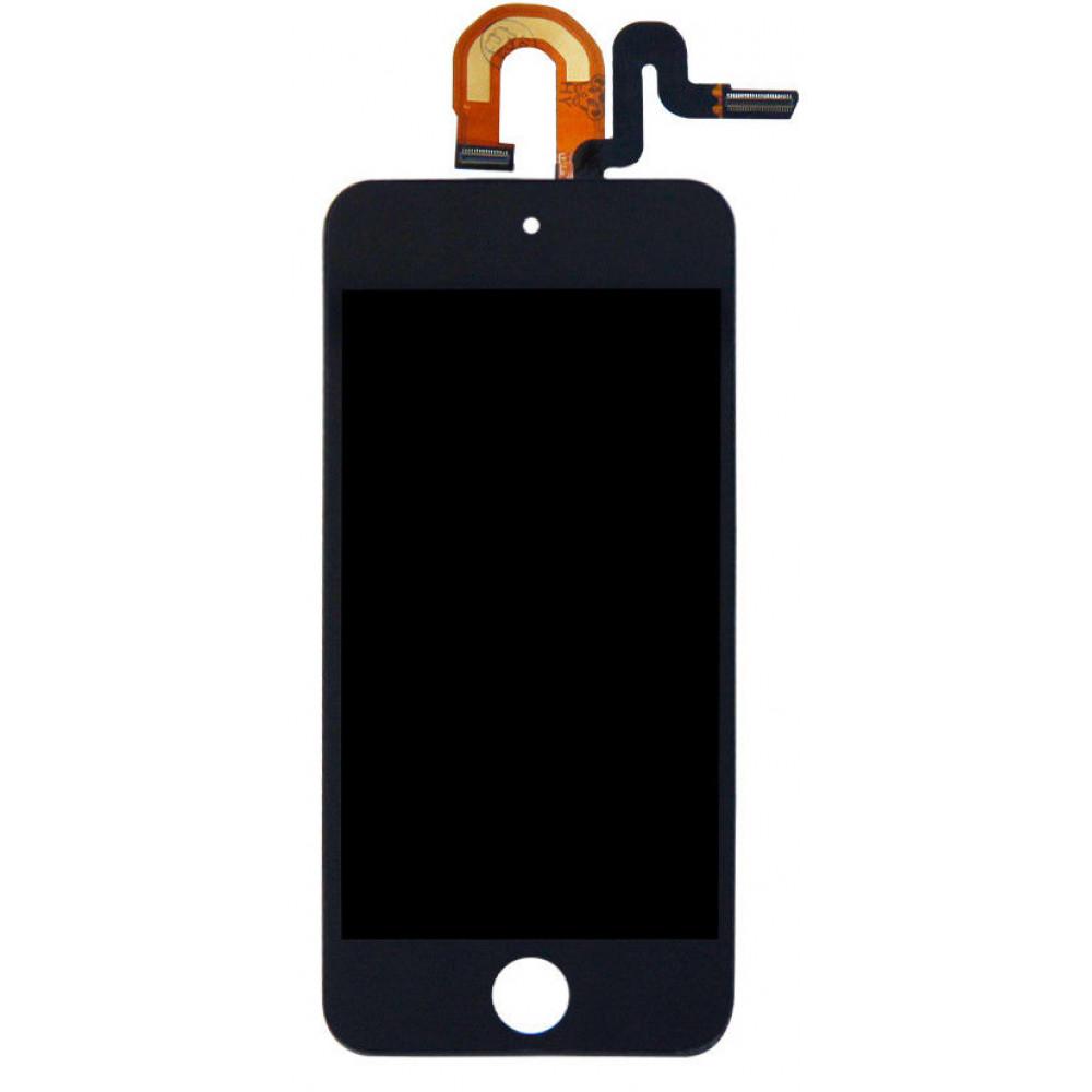 Дисплей для iPod Touch 5/ Touch 6 в сборе с тачскрином, черный