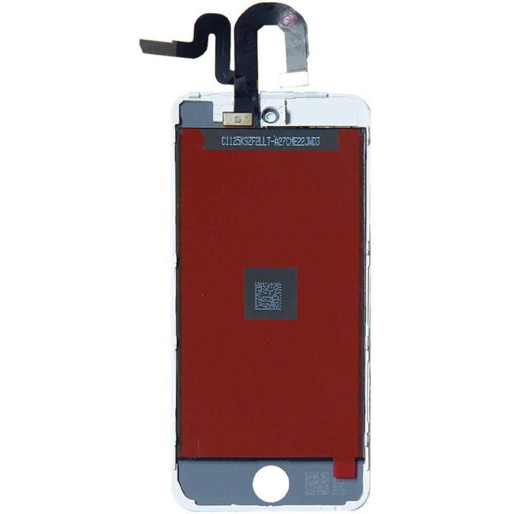 Дисплей для iPod Touch 5/ Touch 6 в сборе с тачскрином, белый