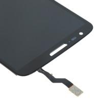Дисплей для LG G2 (D802) в сборе с тачскрином, черный