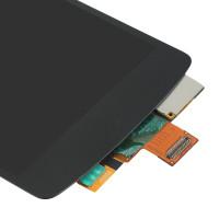 Дисплей для LG Nexus 5 (D820) в сборе с тачскрином, черный