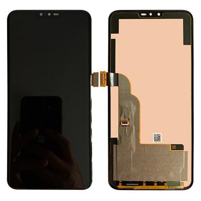 Дисплей для LG V40 в сборе с тачскрином, черный