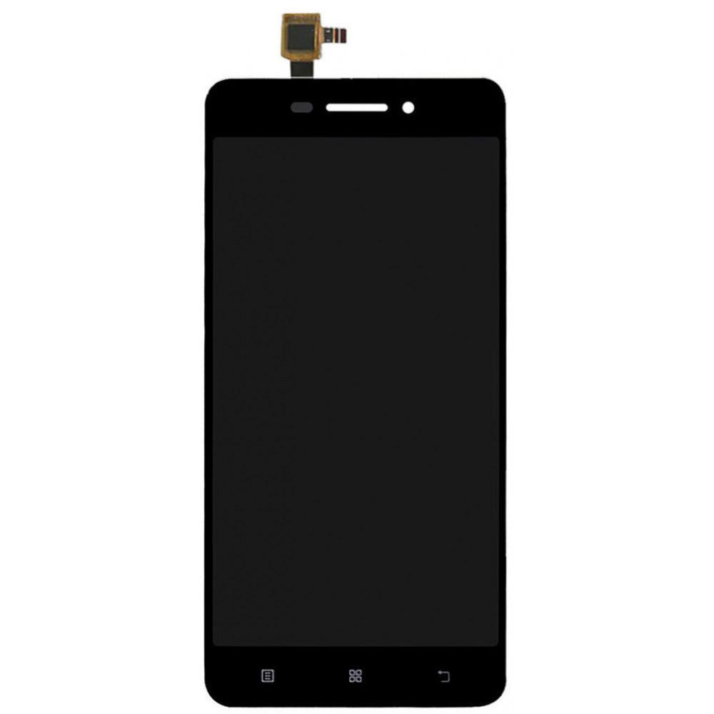 Дисплей для Lenovo S60 в сборе с тачскрином, черный
