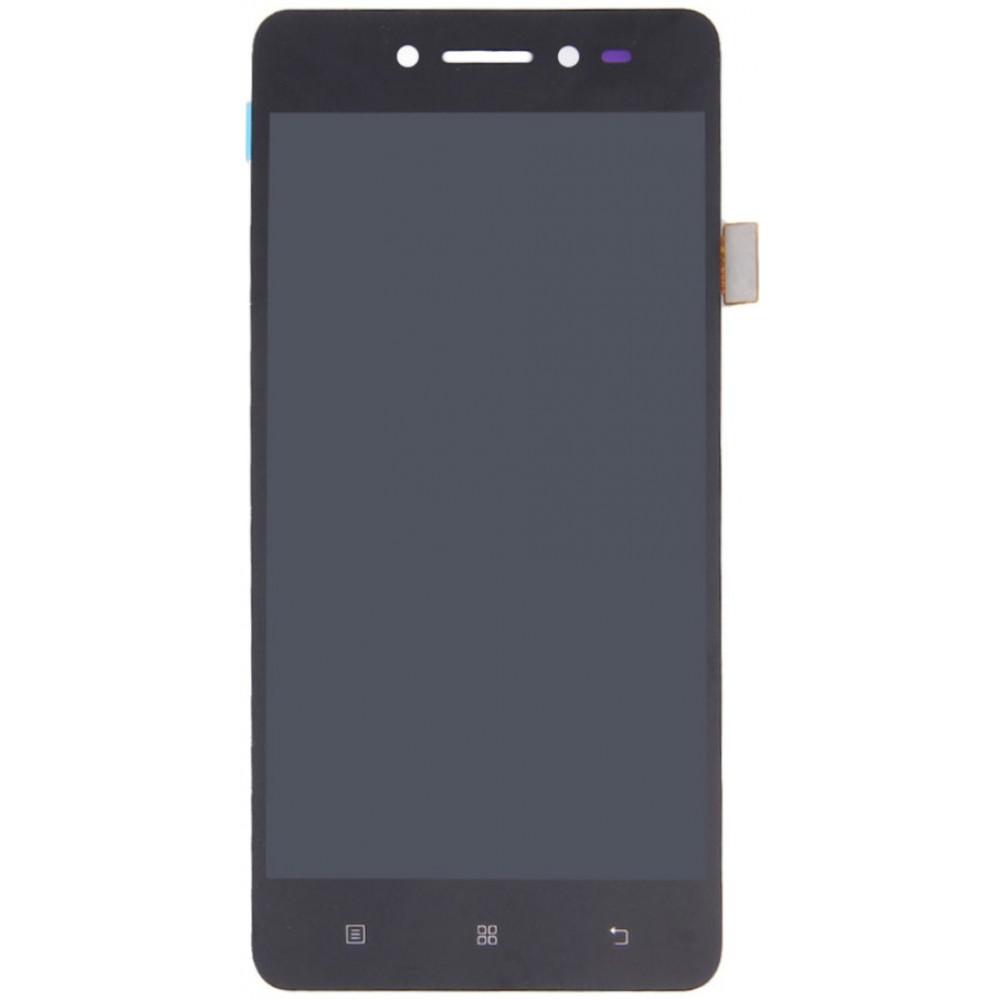 Дисплей для Lenovo Sisley S90 в сборе с тачскрином, черный