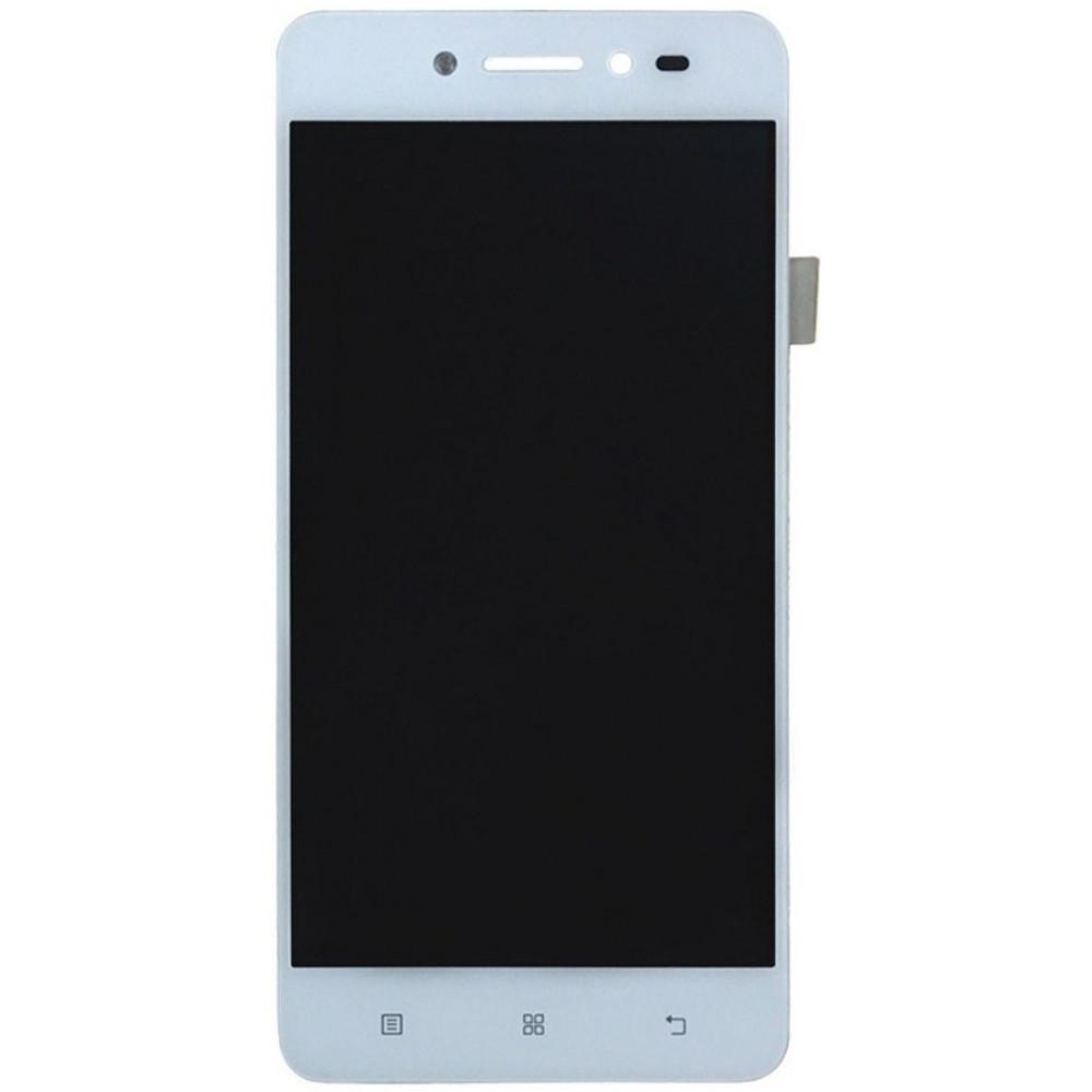 Дисплей для Lenovo Sisley S90 в сборе с тачскрином, белый