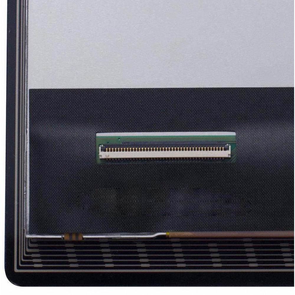 Дисплей для Lenovo Tab 2 (A7-20) в сборе с тачскрином, черный