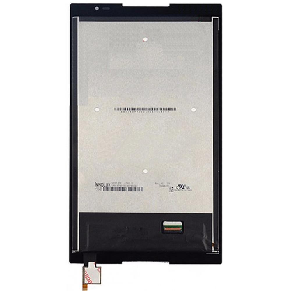 Дисплей для Lenovo Tab 2 (A8-50F) в сборе с тачскрином, черный