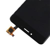 Дисплей для Meizu M3s mini в сборе с тачскрином, черный