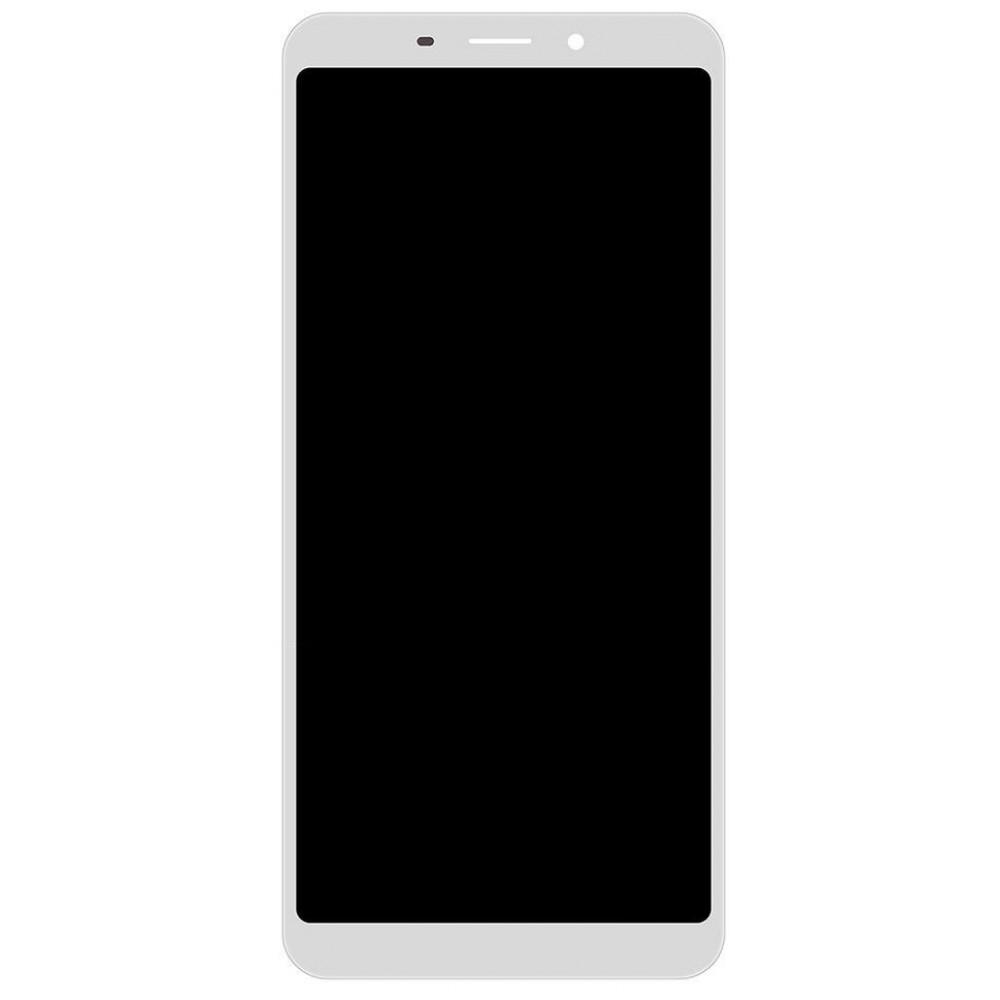Дисплей для Meizu M6s в сборе с тачскрином, белый
