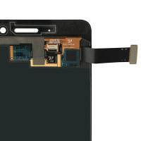 Дисплей для Meizu Pro 7 в сборе с тачскрином, черный