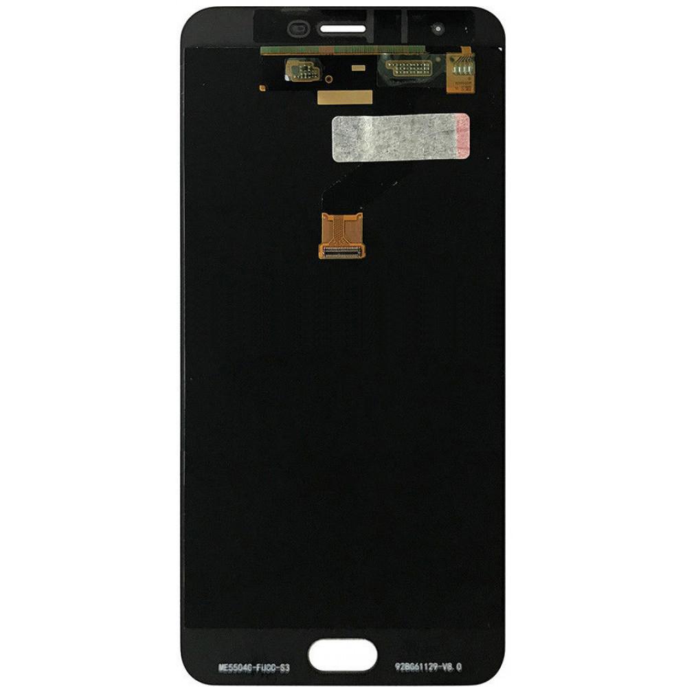Дисплей для Meizu X (M3X) в сборе с тачскрином, черный