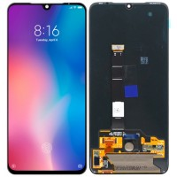 Дисплей для Xiaomi Mi9 в сборе с тачскрином, черный