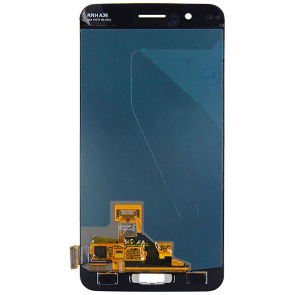 Дисплей для OnePlus 5 в сборе с тачскрином, черный