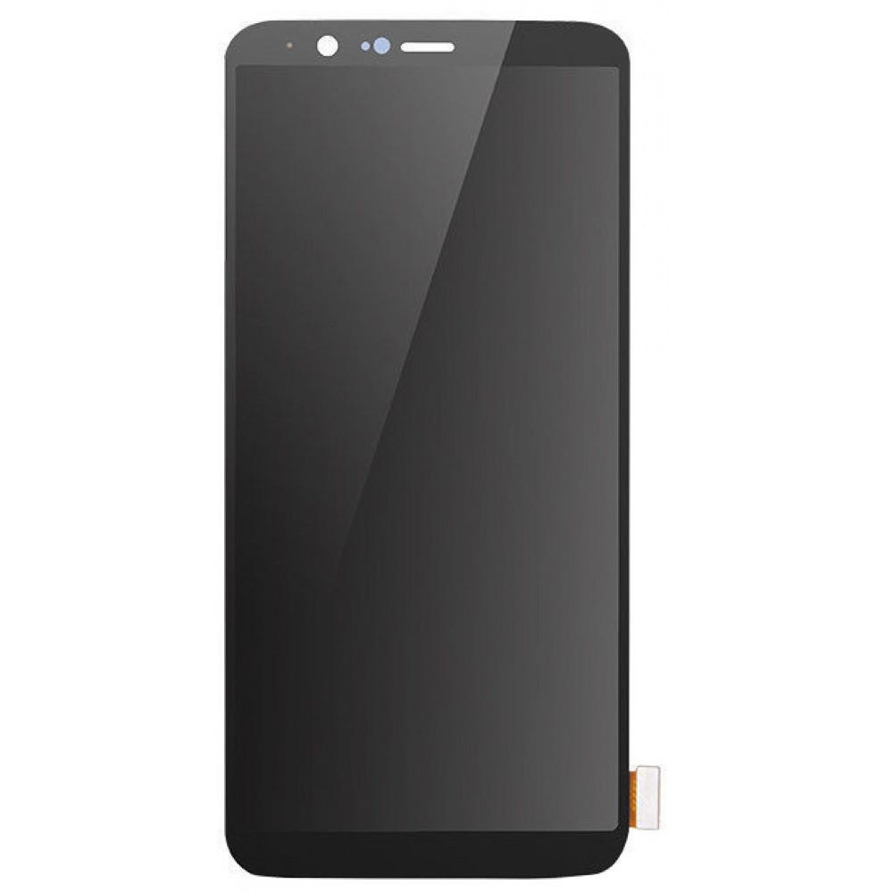 Дисплей для OnePlus 5T в сборе с тачскрином, черный