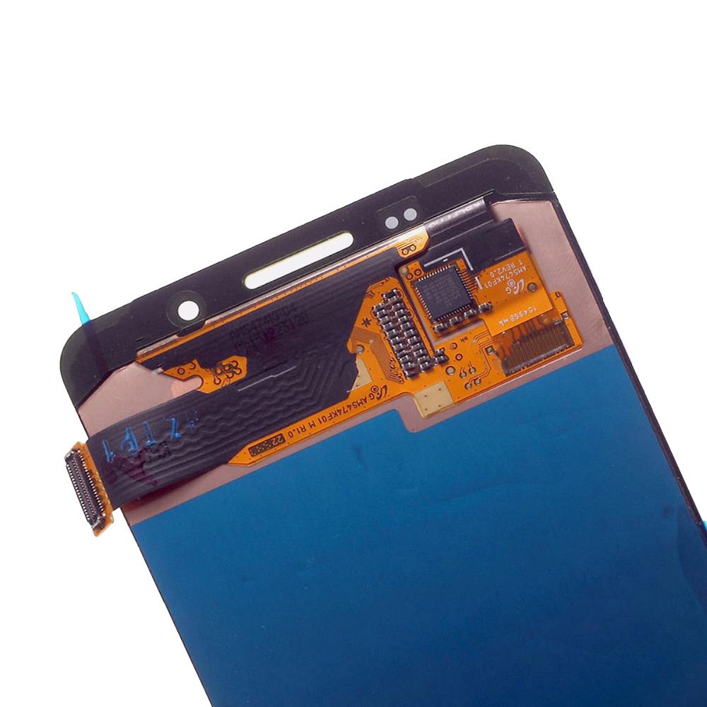 Дисплей для Samsung Galaxy A3 (A310F 2016) в сборе с тачскрином, белый