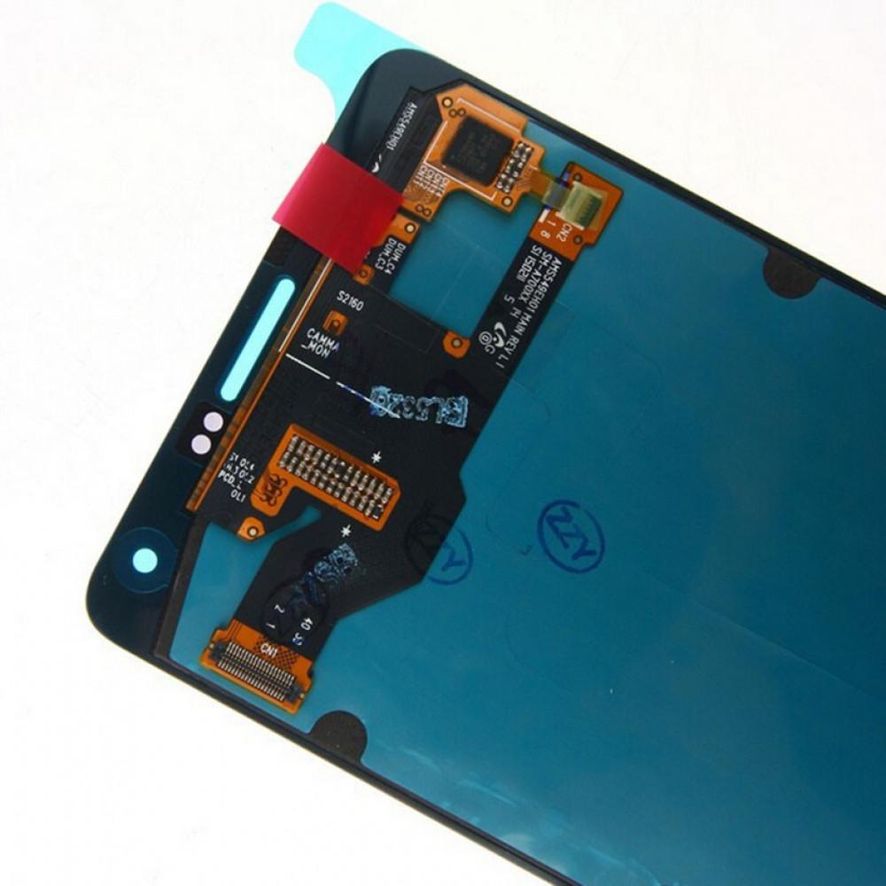 Дисплей для Samsung Galaxy A7 (A710 2016) в сборе с тачскрином, черный