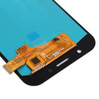 Дисплей для Samsung Galaxy A7 (A720 2017) в сборе с тачскрином, голубой