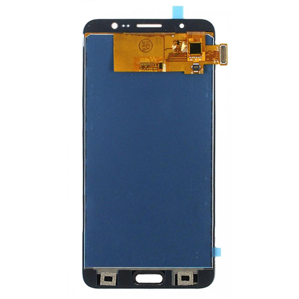Дисплей для Samsung Galaxy J7 (J710F 2016) в сборе с тачскрином, черный