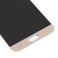 Дисплей для Samsung Galaxy J7 (J730 2017) в сборе с тачскрином, золотой