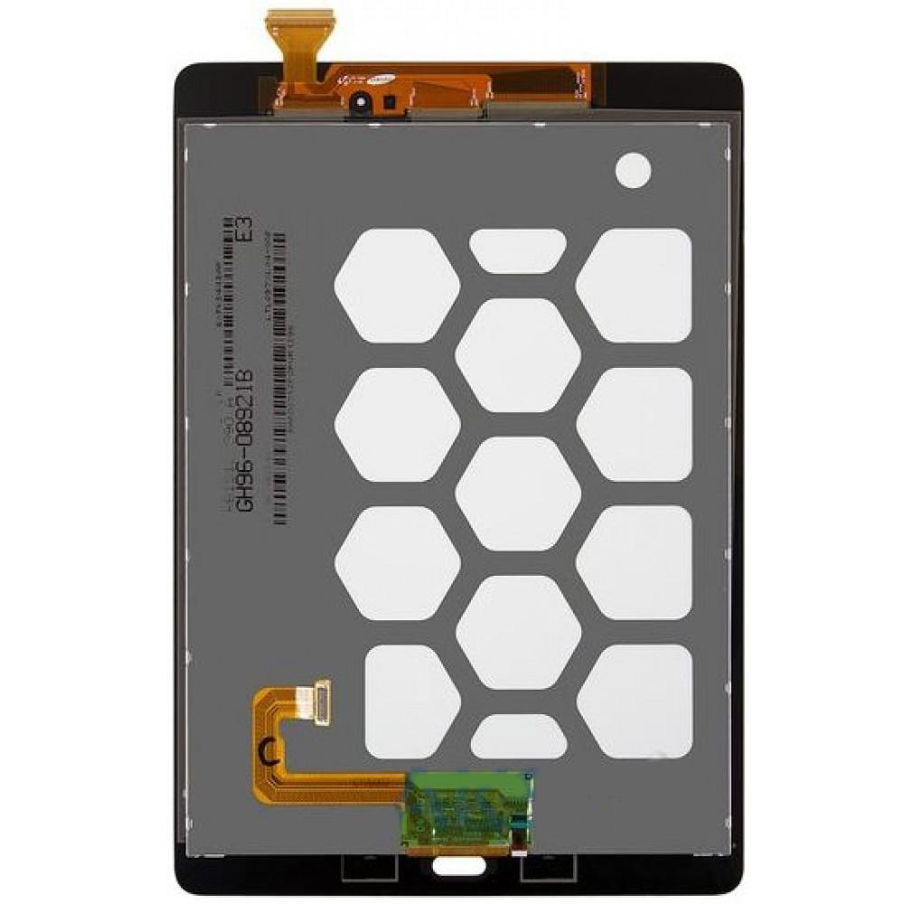 Дисплей для Samsung Galaxy Tab A 9.7 (T550) в сборе с тачскрином, черный