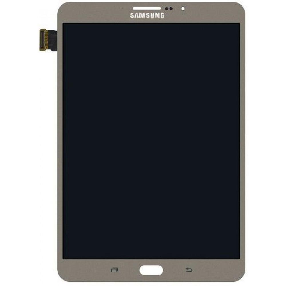 Дисплей для Samsung Galaxy Tab S2 8.0 (T715) в сборе с тачскрином Gold