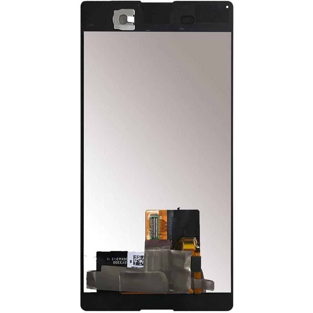 Дисплей для Sony Xperia M5 в сборе с тачскрином, черный