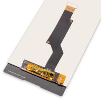 Дисплей для Sony Xperia XA1 в сборе с тачскрином, серый