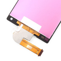 Дисплей для Sony Xperia Z5 Compact (E5823) в сборе с тачскрином, черный