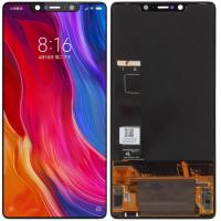 Дисплей для Xiaomi Mi8 SE в сборе с тачскрином, черный