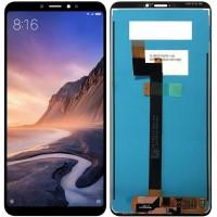 Дисплей для Xiaomi Mi Max 3 в сборе с тачскрином, черный