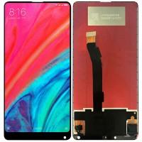 Дисплей для Xiaomi Mi Mix 2S в сборе с тачскрином, черный