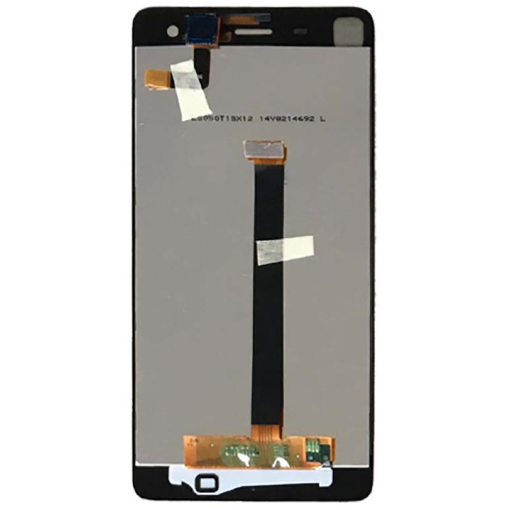 Дисплей для Xiaomi Mi4 в сборе с тачскрином, белый