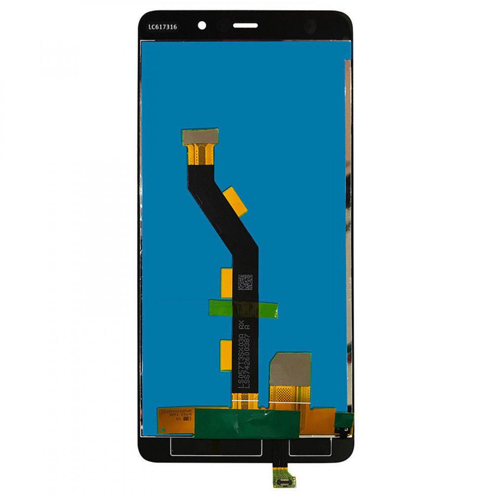 Дисплей для Xiaomi Mi5s Plus в сборе с тачскрином, черный