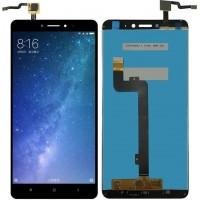 Дисплей для Xiaomi Mi Max 2 в сборе с тачскрином, черный