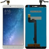 Дисплей для Xiaomi Mi Max 2 в сборе с тачскрином, белый