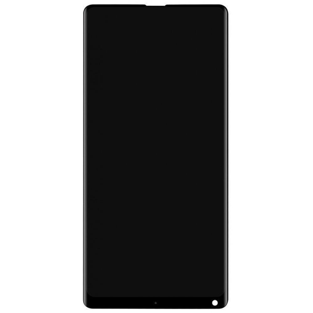 Дисплей для Xiaomi Mi Mix 2 в сборе с тачскрином, черный