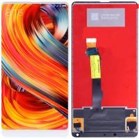 Дисплей для Xiaomi Mi Mix 2 в сборе с тачскрином, белый