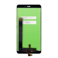 Дисплей для Xiaomi Redmi Note 4 Pro в сборе с тачскрином, черный