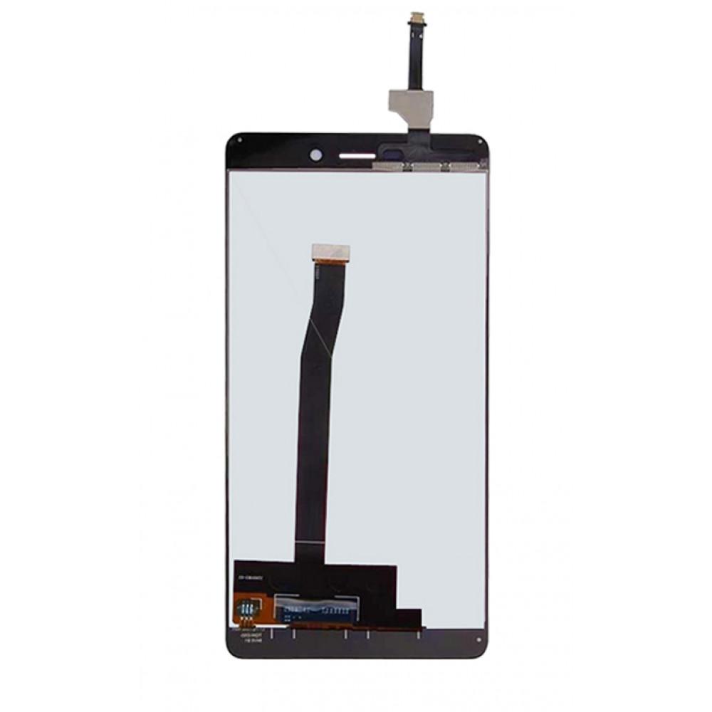 Дисплей для Xiaomi Redmi 3/ Redmi 3 Pro/ Redmi 3S в сборе с тачскрином, черный