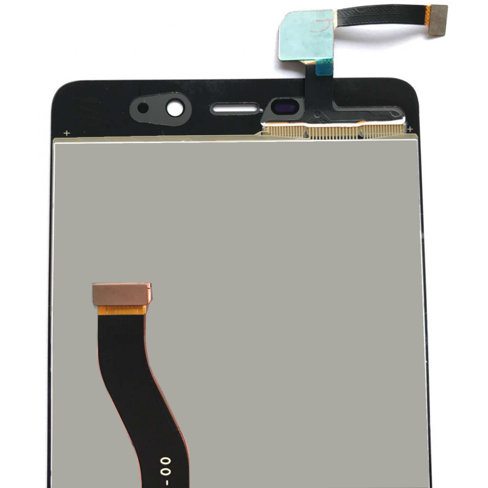 Дисплей для Xiaomi Redmi 4 Pro в сборе с тачскрином, черный