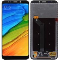 Дисплей для Xiaomi Redmi 5 Plus в сборе с тачскрином, черный