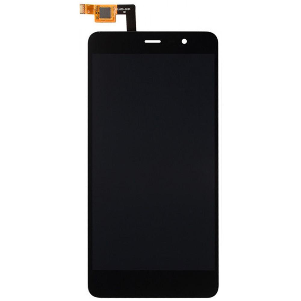 Дисплей для Xiaomi Redmi Note 3 / Redmi Note 3 Pro в сборе с тачскрином, черный