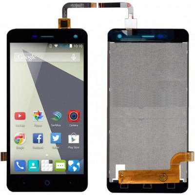 Дисплей для ZTE Blade L3 в сборе с тачскрином, черный