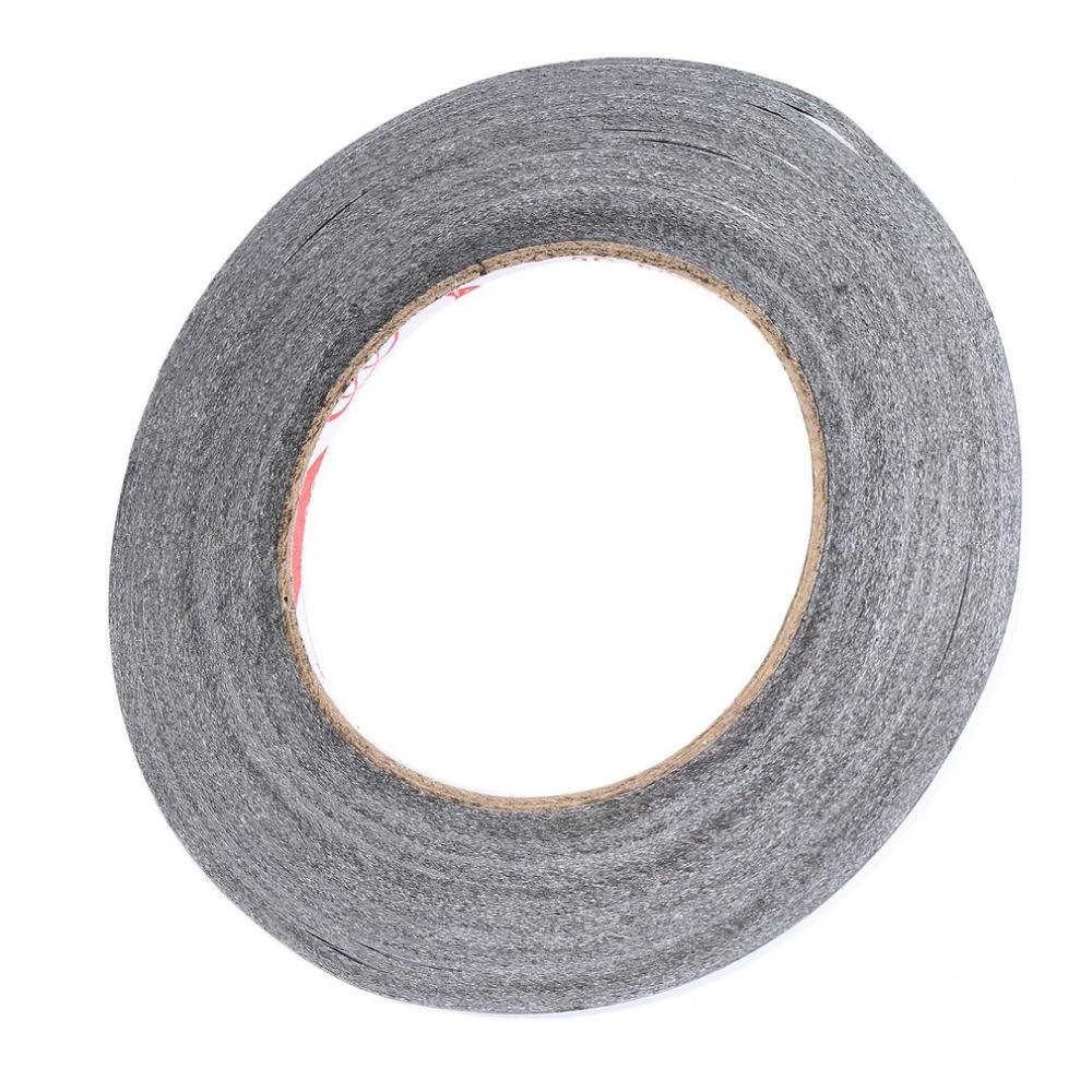 Двусторонний скотч (черный) 5 мм (3 метра)