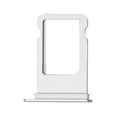 Sim лоток для iPhone X, серебро